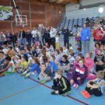 Tournoi U9 organisé par l'AL Coquelles basket