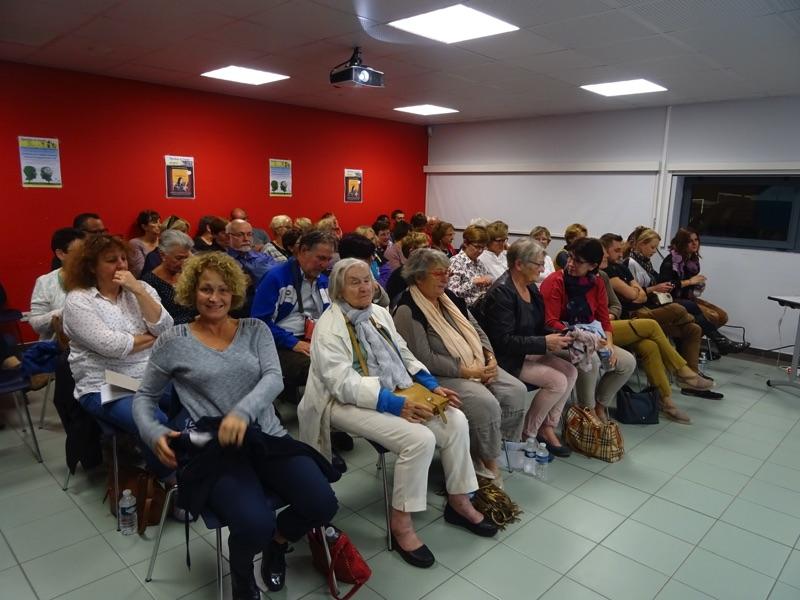 Conférence et exposition à la médiathèque sur l'Alzheimer
