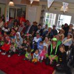 Carnaval intergénérationnel à la résidence Rouge cambre