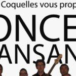 Concert Comb'Opale