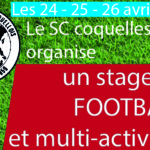 Stage de football