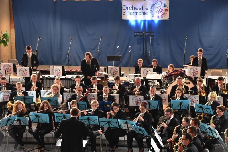 Concert de printemps de l'orchestre d'harmonie Sangatte Coquelles