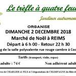 Marché de Noël à Reims