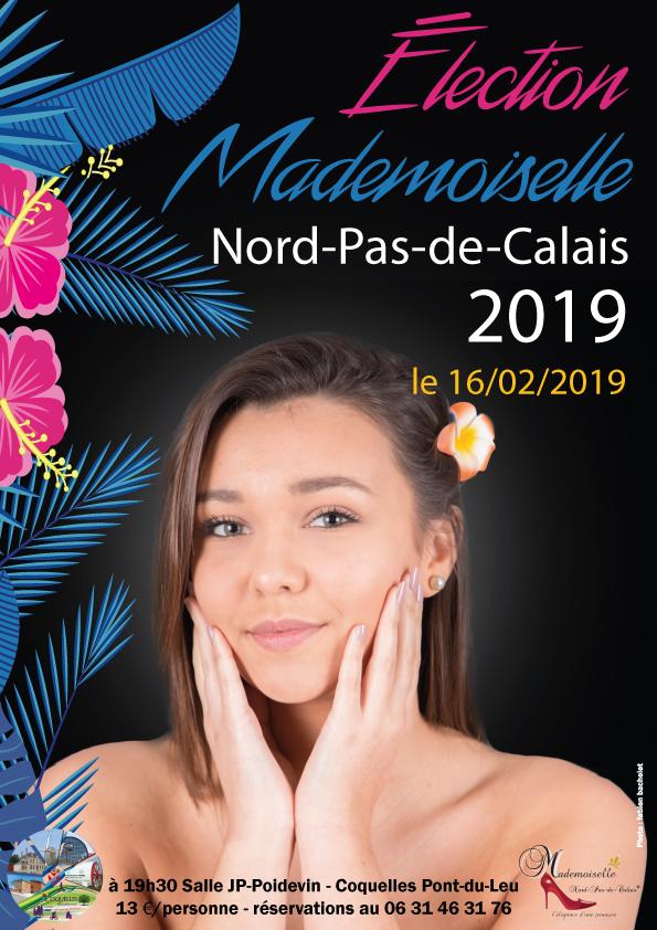 Election Mademoiselle NPdC