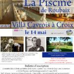 Visite de La Piscine de Roubaix