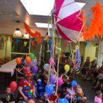 Carnaval intergénérationnel à la résidence Rouge-Cambre