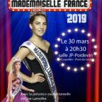 "Election ""Mademoiselle France"" 2019"