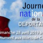 Journée nationale de la déportation