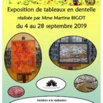 Exposition et atelier à la médiathèque