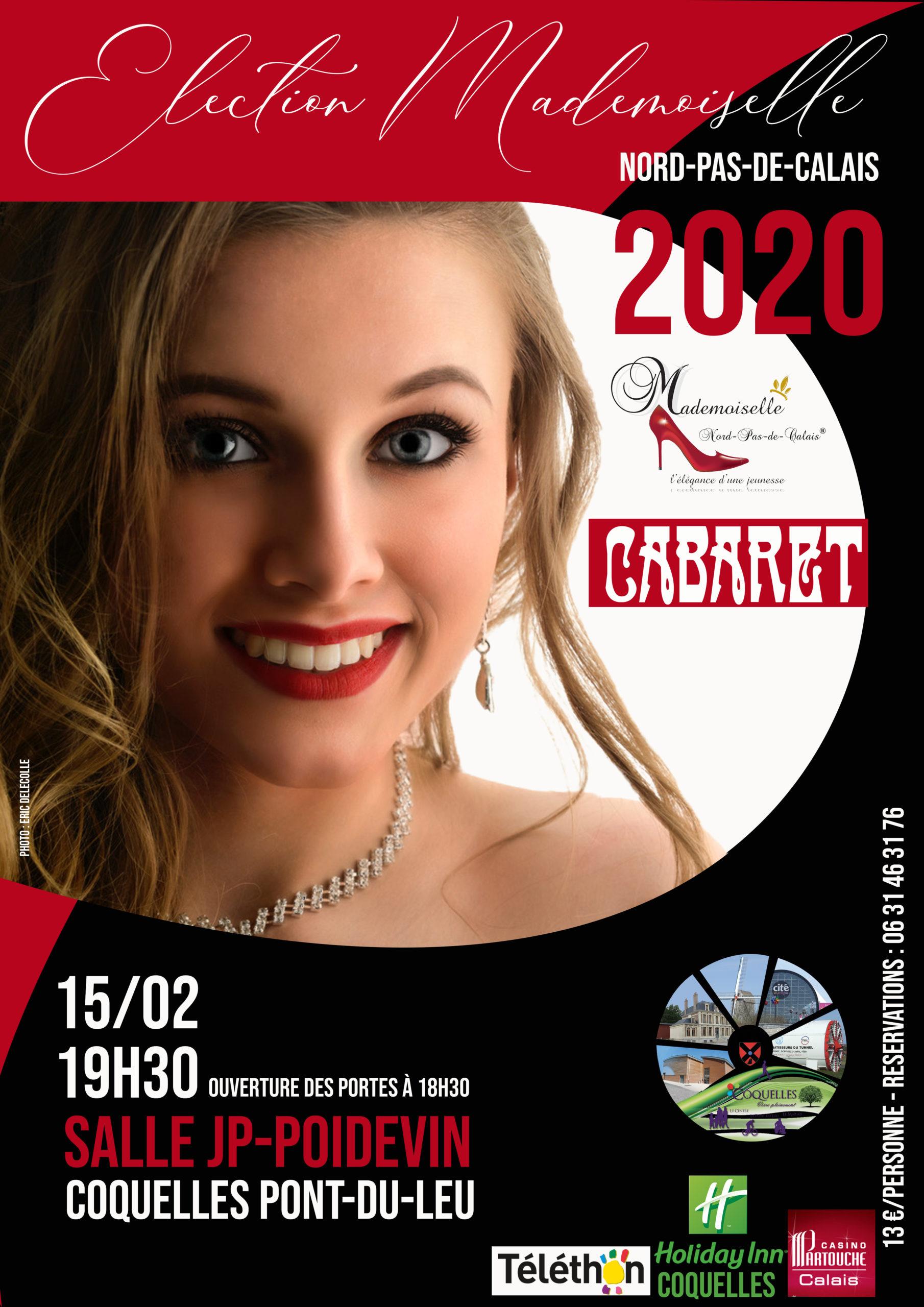 Election Mademoiselle Nord-Pas-de-Calais