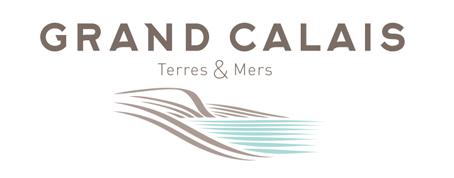 logo de Grang Calais terres et mers