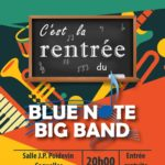 Blue note big band